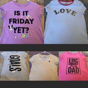 Girls Graphic T-shirts